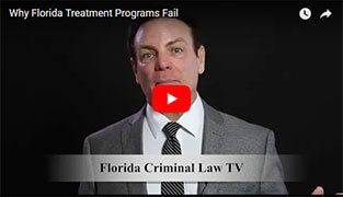 Florida's Crime Treatment Programs Work