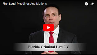 Legal Pleadings And Motions
