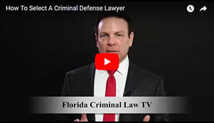 Select A Criminal Defense Lawyer