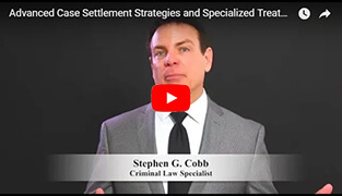 Settlement Strategies And Specialized Treatment Mitigation