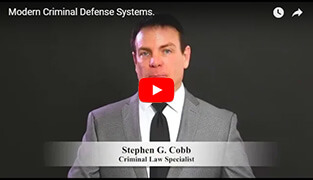 Criminal Defense System
